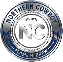 The Northern Cowboy Flame N' Brew